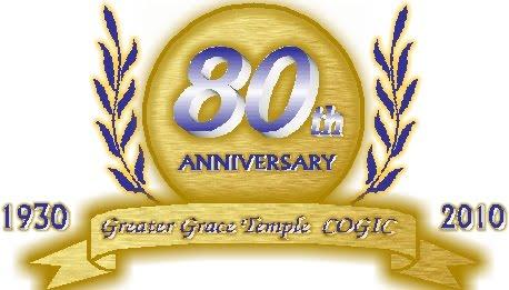 Ggt 80th anniversary celebration